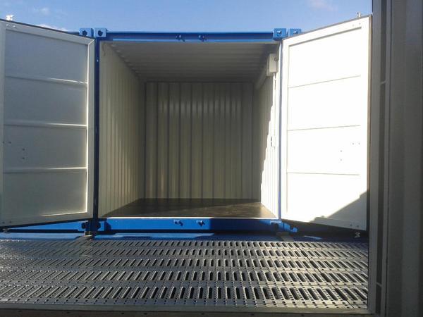 lager garage mit strom lagerraum container dachau karlsfeld m nchen in hebertshausen. Black Bedroom Furniture Sets. Home Design Ideas
