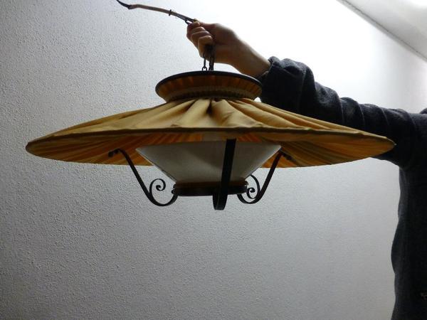 Lampe Kronleuchter Antik