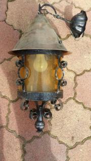 Lampe / Leuchte Antik