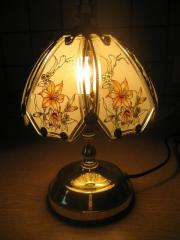 Lampe, Tischlampe, Berührungslampe