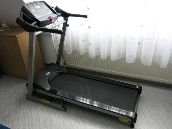 laufband stamm bodyfit track 3009 sport fitnessger t in. Black Bedroom Furniture Sets. Home Design Ideas