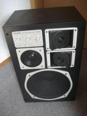 Lautsprecher, Saba Professional