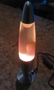 Lava Lampe, Tischleute