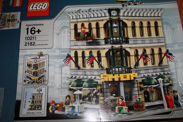 Lego 10211 Kaufhaus » Spielzeug: Lego, Playmobil aus Sinsheim