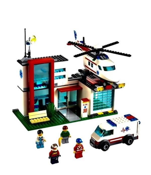 Lego 4429 » Spielzeug: Lego, Playmobil