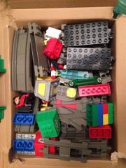 Lego Duplo Eisenbahn