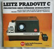 Leitz Pradovit C