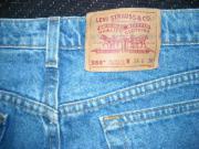 Levis Jeans 555 - Gr. 36 x 36 - Relaxed Fit Original Levis Jeans, Typ 555 (lockerer, weiter, bequemer als 501) Gr. 36 Bund x 36 Länge gerades ... 16,- D-80797München Au Heute, 19:46 Uhr, München Au - Levis Jeans 555 - Gr. 36 x 36 - Relaxed Fit Original Levis Jeans, Typ 555 (lockerer, weiter, bequemer als 501) Gr. 36 Bund x 36 Länge gerades