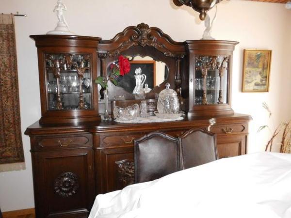 Esszimmer tisch neu und gebraucht kaufen bei - Antikes esszimmer ...