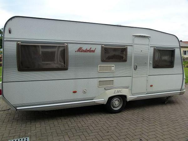 Lmc 530 k in nagold wohnwagen kaufen und verkaufen ber for Polster nagold