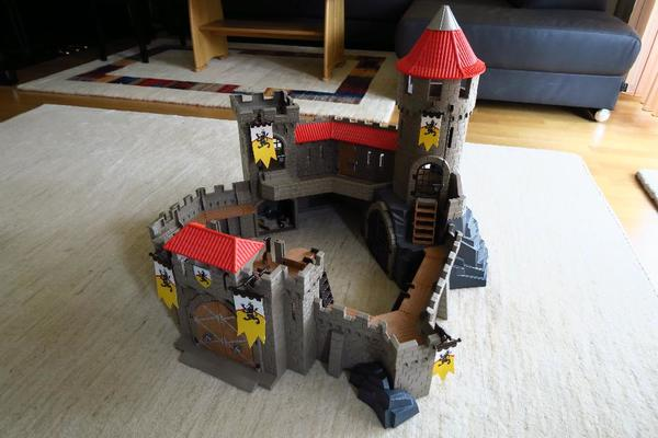 ritterburg holz oder playmobil ~ beste home design inspiration,