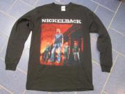Longsleeve Nickelback NEU