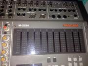 M- 2524 Audio Mixer gebraucht kaufen  Mannheim Rheinau