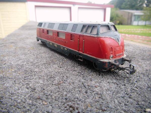 m rklin 3021 diesellokomotive lok 2 version 1957 1958 in marl modelleisenbahnen kaufen. Black Bedroom Furniture Sets. Home Design Ideas