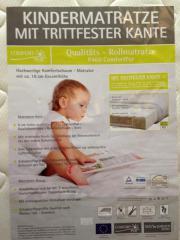 Matratze für Kinder