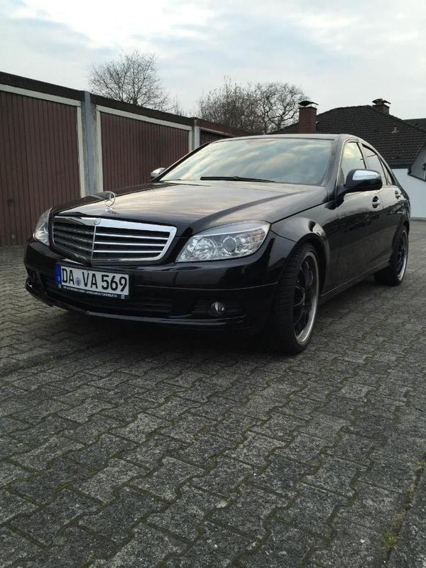 mercedes benz c klasse classic cdi c200 kompressor w204 dpf super zustand in bonn. Black Bedroom Furniture Sets. Home Design Ideas