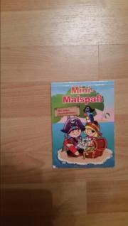Mini Malspaß Buch