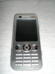 Mobiltelefon Sony Ericsson