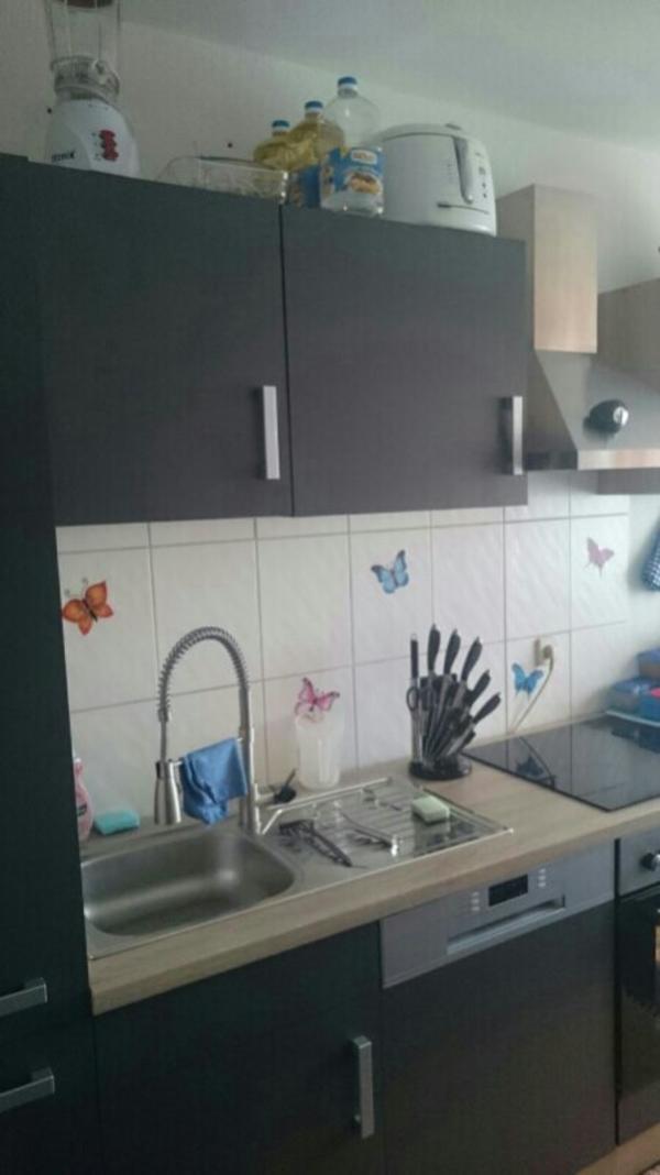 Moderne Küchenzeile in Frankenthal - Küchenzeilen, Anbauküchen ...