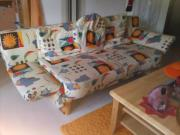 Moderne SCHLAFCOUCH incl.