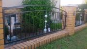 Moderne Zaune,Tore,