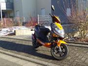 Mofa Motorroller KEEWAY