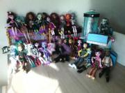 Monster high sammlung
