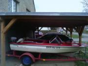 Motorboot Cameo 400