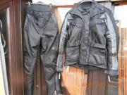 Motorrad-Kombi Textil