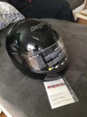 Motorradhelm Bayard