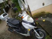 Motorroller Benzhou YY50QT-