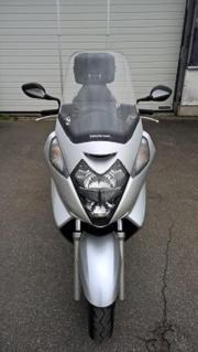 Motorroller Honda silver
