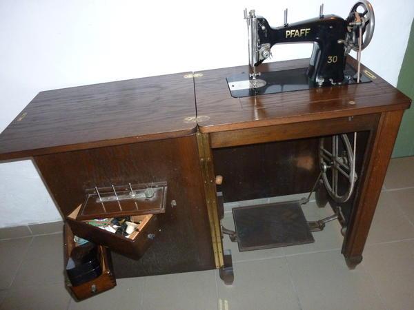 n hmaschine pfaff 30 50erjahre eine augenweide in. Black Bedroom Furniture Sets. Home Design Ideas