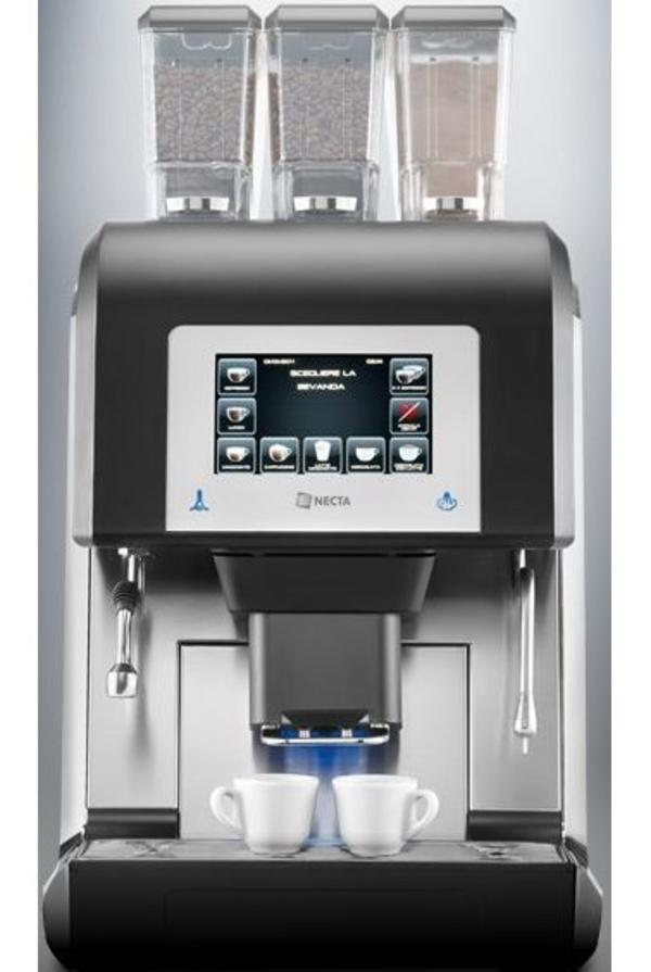 necta professionelle kaffeemaschine kaffeeautomat  ~ Kaffeemaschine Oder Kaffeevollautomat