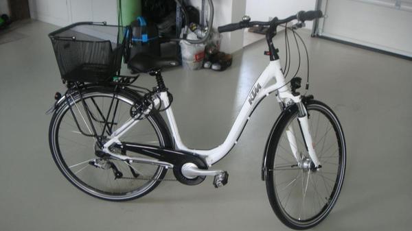 neu nie gebraucht damen fahrrad ktm life dual in th ringen damen fahrr der kaufen und. Black Bedroom Furniture Sets. Home Design Ideas