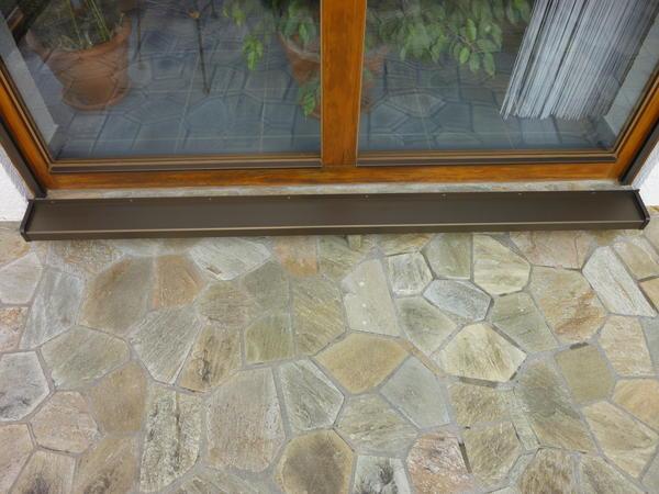 Neue Fensterbank Anthrazit In Calw Fenster Roll Den
