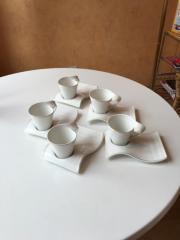 Neue Kaffee Geschirr