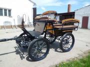 Neue Wagonette in
