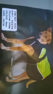 Neuer Hundemantel