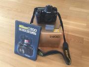 Nikon D200 Body &