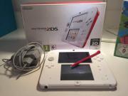 Nintendo 2DS Weiß &