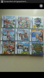 Nintendo DS Spiele