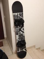 Nitro Prime Blast snowboard mit Bindings, Boots und Tasche! Nitro Prime Blast snowboard 158 cm in great condition! Only used a few times a year, so almost new. Black and white text in teh front, bring red and ... 270,- D-80333München Altstadt Heute, 09:10 - Nitro Prime Blast snowboard mit Bindings, Boots und Tasche! Nitro Prime Blast snowboard 158 cm in great condition! Only used a few times a year, so almost new. Black and white text in teh front, bring red and