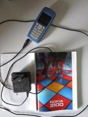 Nokia 3100 Handy