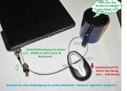 Notebook - Schloß mit