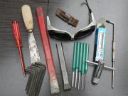 Nr. 74, Werkzeug-