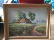 Öl-Gemälde Moorkate