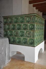Ofenkacheln - Keramik mit