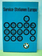 Oldtimer - BMW - Service -