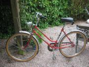 Oldtimer Damen-Fahrrad